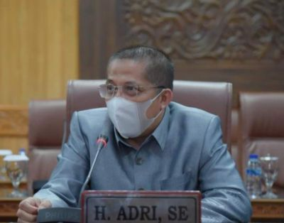 DPRD Minta Pemda Bengkalis Segera Serahkan Dokumen Pembahasan APBD-P 2021