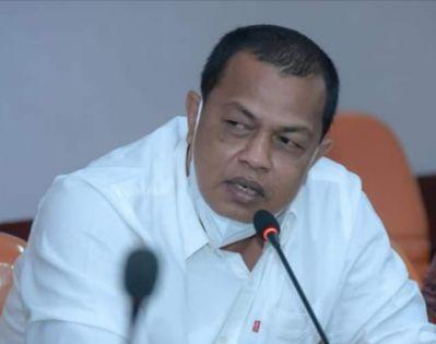Ketua Komisi I DPRD Kabupaten Bengkalis Zuhandi Minta KIBB dan Jalan Duri - Pakning Dilanjutkan