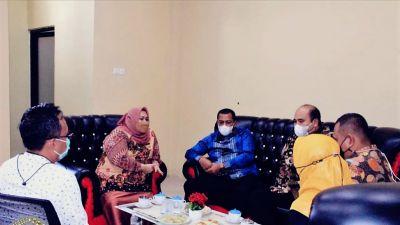 Ketua Komisi I Zuhandi, Minta Pemkab Gesa Pembangunan KIBB